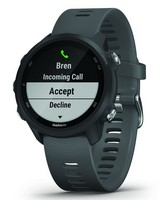 Garmin Forerunner 245 Fitness Watch -  black