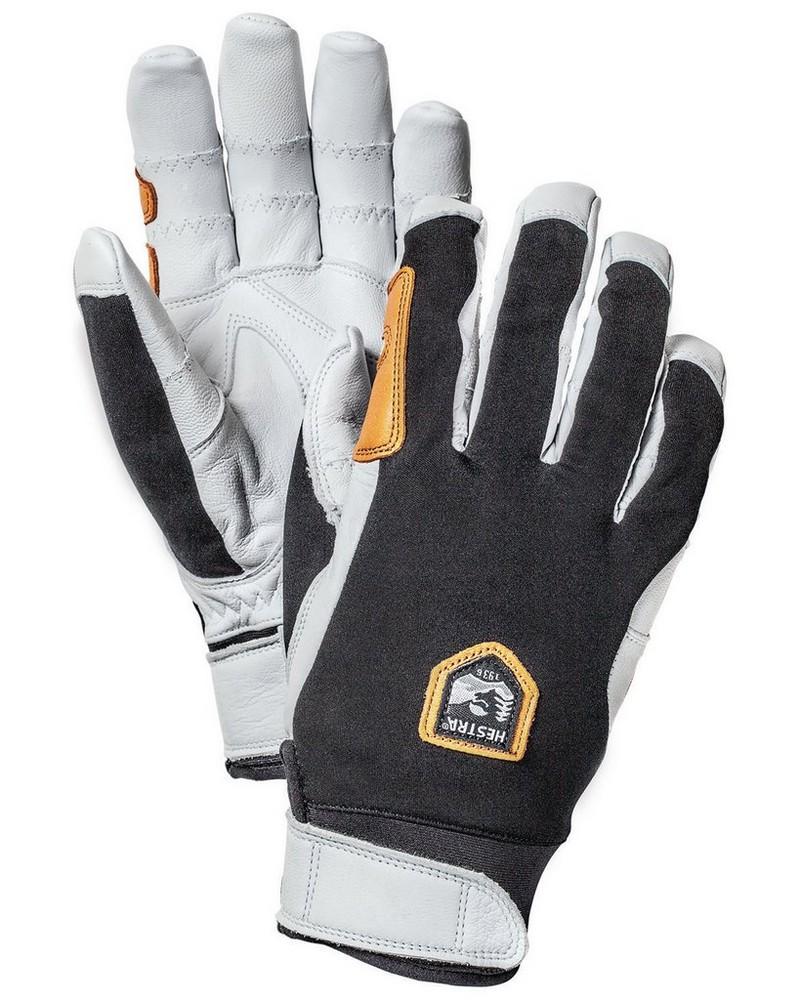 Hestra Ergo Grip Glove -  black-cream
