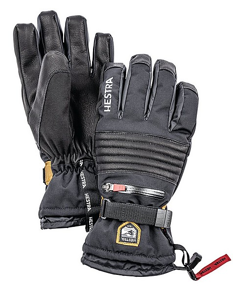 Hestra All Mountain Glove -  black