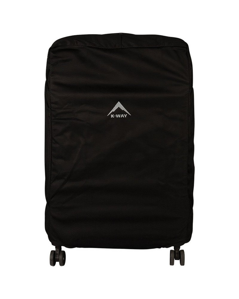 K-Way 65L Luggage Cover -  black