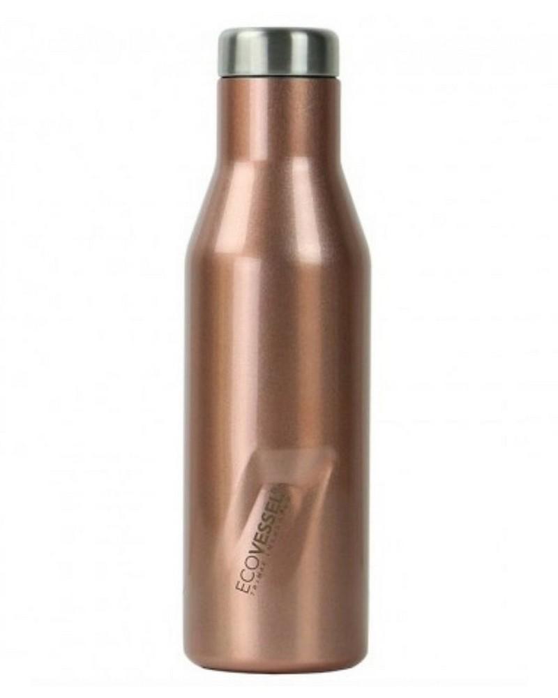 Ecovessel 473ml Aspen Flask -  rose