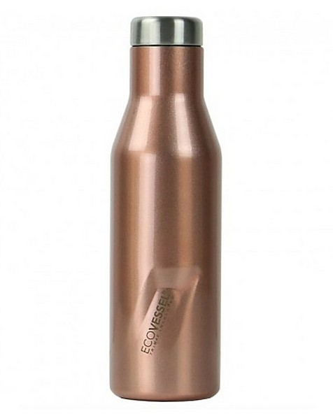EcoVessel Aspen 473ml Flask -  rose
