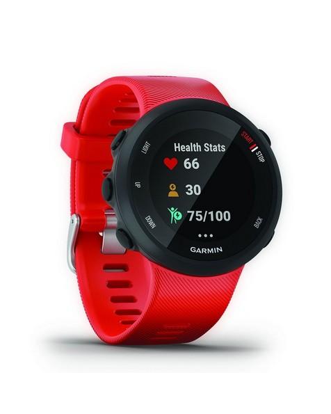 Garmin Forerunner 45 Watch -  red
