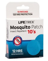Lifetrek Mosquito Patch 10's -  assorted