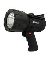 Zartek ZA479 Rechargeable LEO Spotlight -  black