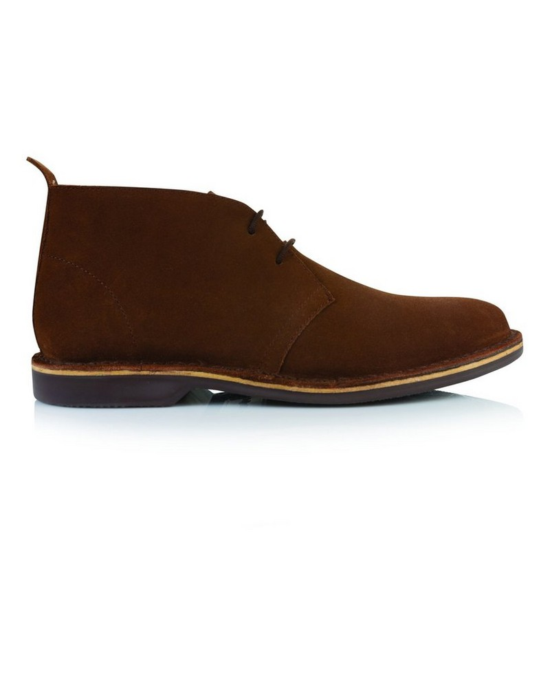 Arthur Jack Men's Voden Boots -  rust