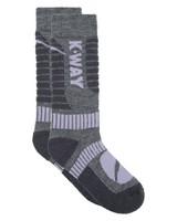 K-Way Hiker '19 Sock -  grey-lilac