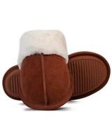 Rare Earth Tori Slipper Ladies -  rust-cream