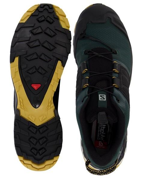 Salomon Men's XA Wild Shoes -  green