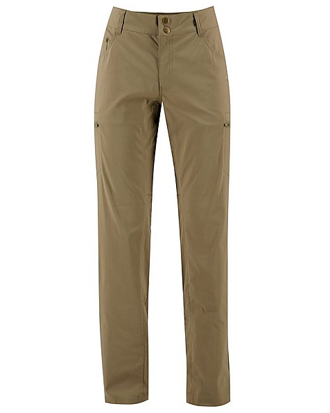K-Way Women's Montel Cargo Trousers -  khaki