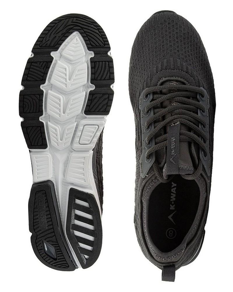 K-Way Men's Flex Lite 2 Shoes -  graphite-white