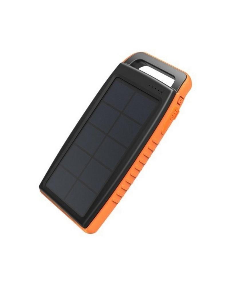 RavPower Solar 15 000 mAh Power Bank -  black-orange