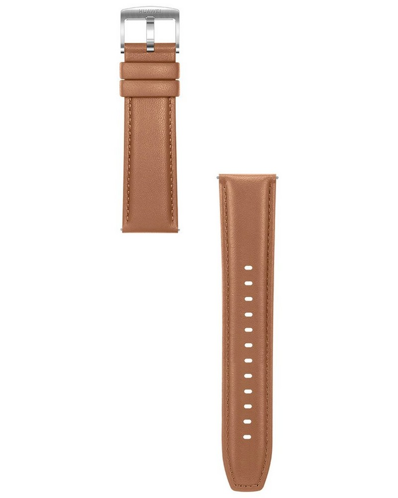 Huawei GT1 Leather Strap -  brown