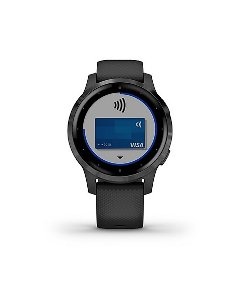 Garmin Vivoactive 4S Smartwatch -  black