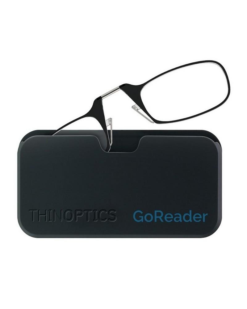 GoReader Unisex +1.50 Reading Glasses by ThinOptics -  nocolour