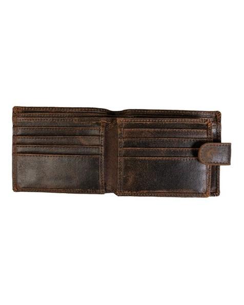 Arthur Jack Kruger Wallet -  brown-brown