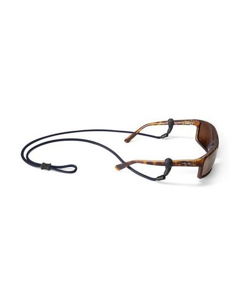 Croakies Terra System Long  XL TITE Glasses Cord -  navy