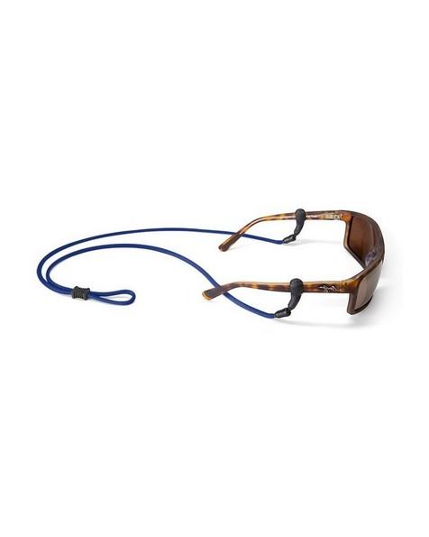 Croakies Terra System Long  XL TITE Glasses Cord -  royal