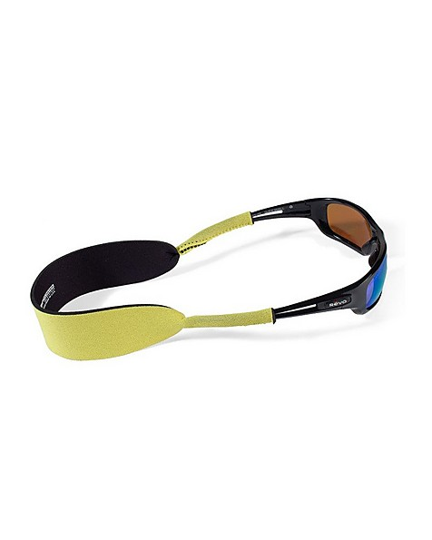 Croakies Floater Glasses Cord -  yellow
