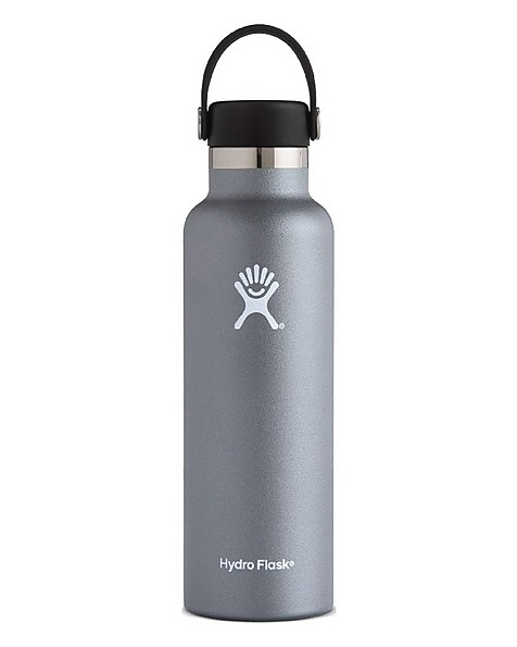 Hydro Flask 621ml Standard Mouth Flask -  graphite