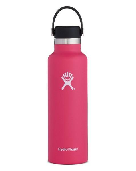 Hydro Flask 621ml Standard Mouth Flask -  watermelon