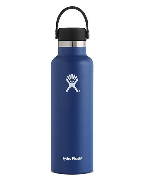 Hydro Flask 621ml Standard Mouth Flask -  navy