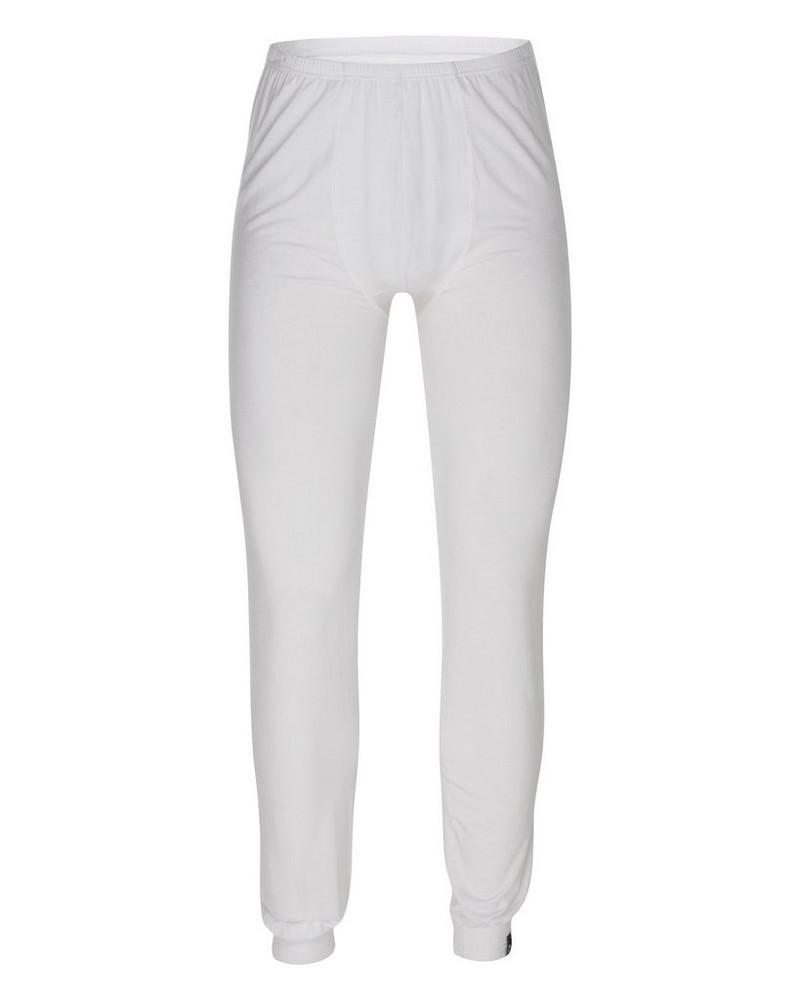 K-Way Men's Beechwood Modal Long John -  white