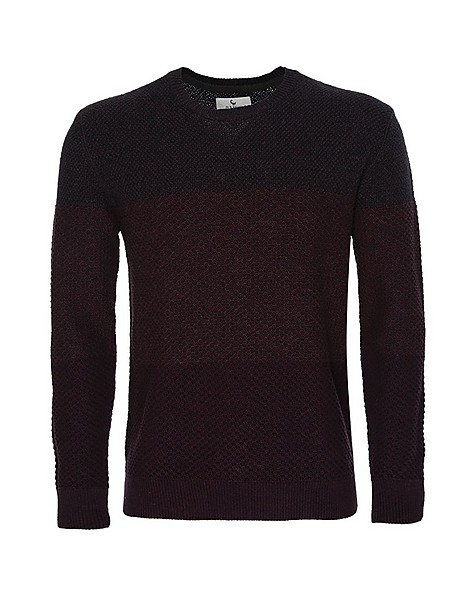 Old Khaki Men's Holker Pullover -  burgundy