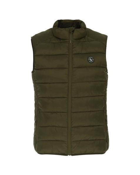 Old Khaki Men's Calder Puffer Jacket  -  olive