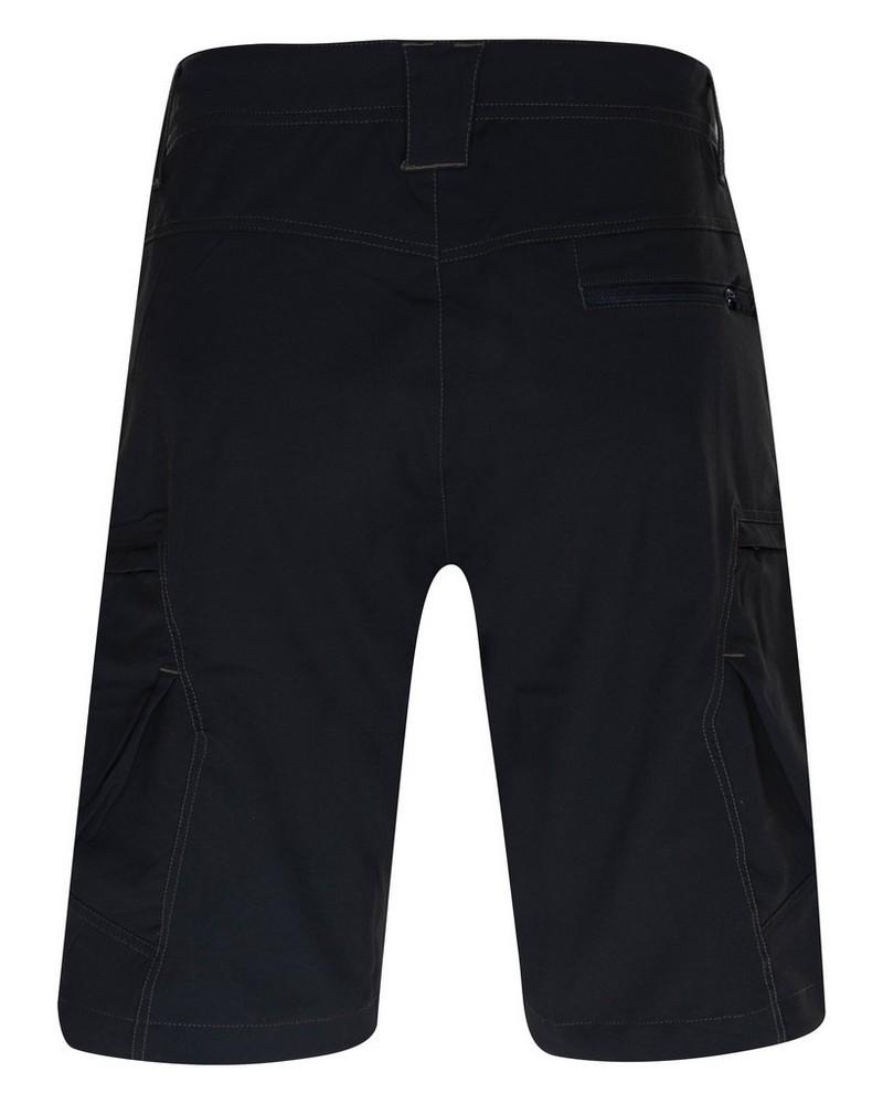 K-Way Explorer Tubu19 Shorts Mens -  graphite