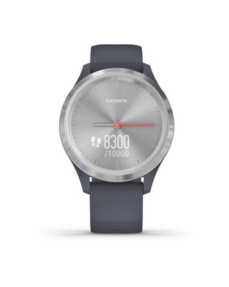 Garmin Vivomove 3S Sport Watch -  blue-silver