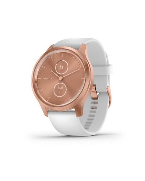 Garmin Vivomove Style Watch -  white-rose