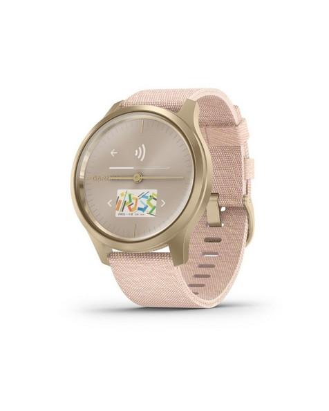 Garmin Vivomove Style Watch -  dustypink-gold