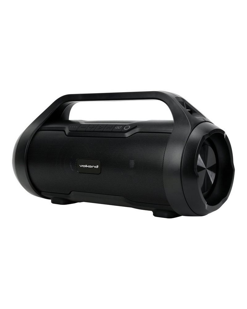 Volkano Cobra Series True Wireless Bluetooth Speaker -  black