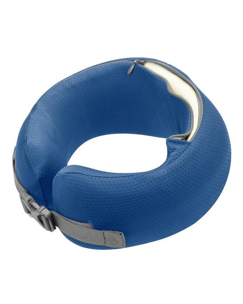 EASYNAP Large Pocket Pillow  -  blue