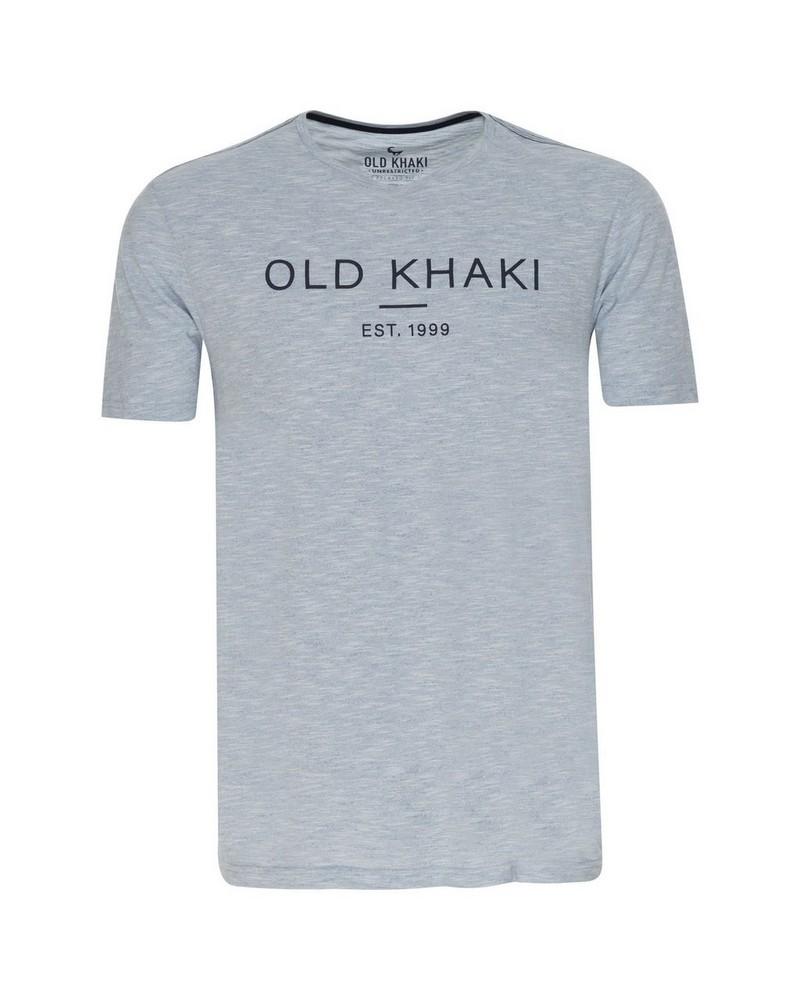 Old Khaki Men's Tedd T-Shirt -  lightblue
