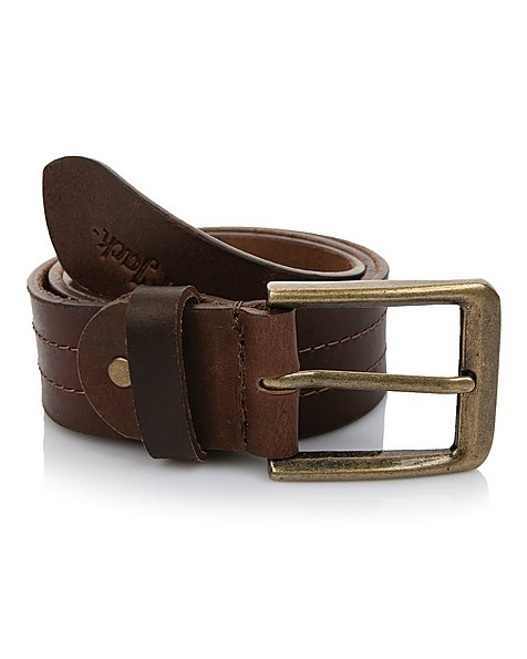 Arthur Jack Men's Silas belt -  brown