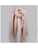Kaliyah Knitwear Scarf -  dustypink