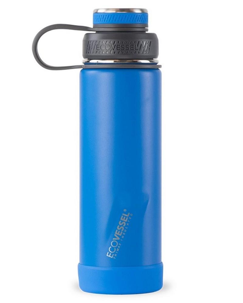 Ecovessel Boulder 20oz 591ml Bottle -  lightblue
