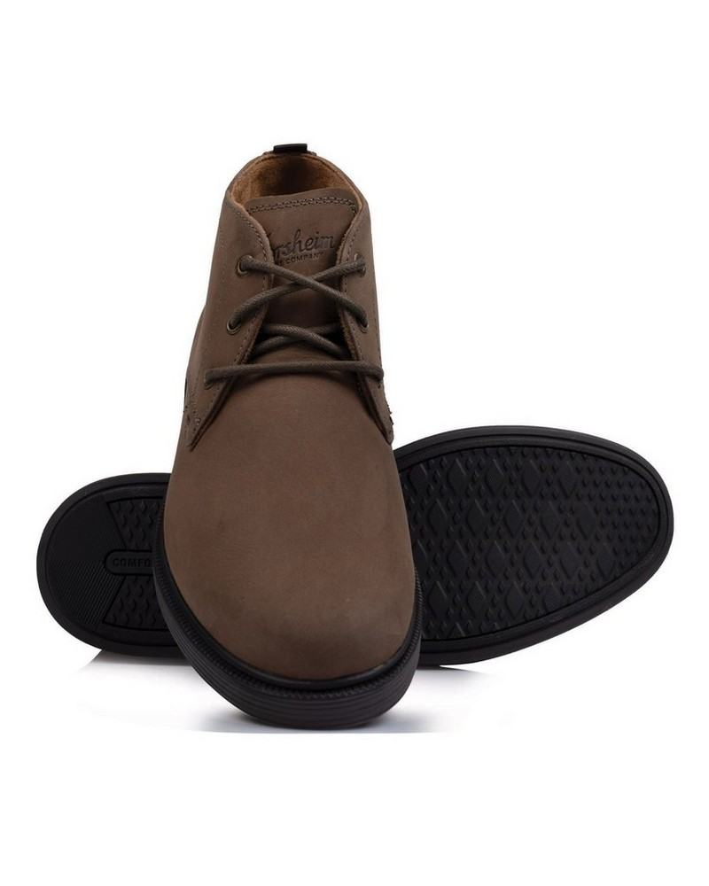 Florsheim Supacush Chukka Boot Mens -  khaki