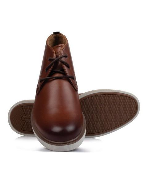 Florsheim Men's Supacush Chukka Boots -  tan