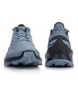 Salomon Alphacross Blast Shoe Mens -  iceblue-charcoal