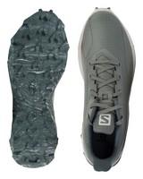 Salomon Alphacross Blast Shoe Mens -  lightolive-cream