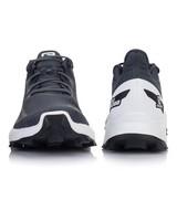 Salomon Alphacross Blast Shoe Ladies -  grey-white