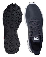 Salomon Women's Alphacross Blast Shoes -  grey-white