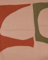 Old Khaki Women's Analia Abstract Printed Scarf -  pink-green