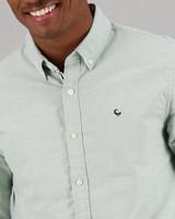 Old Khaki Men's Hunter Regular Shirt  -  sage