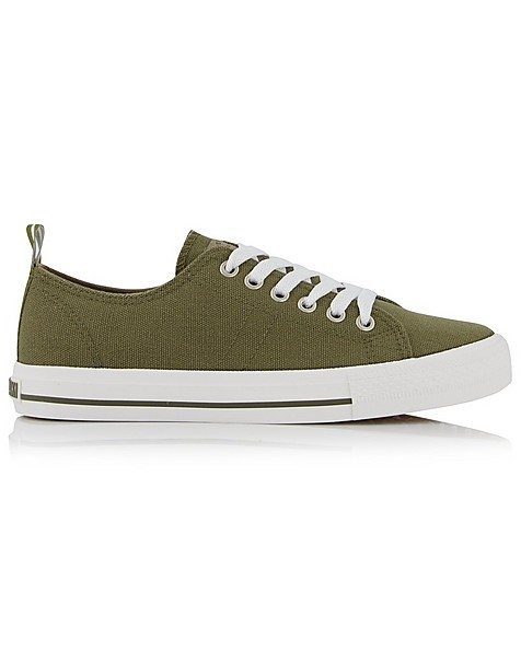 Old Khaki Women's Ame Sneakers -  olive