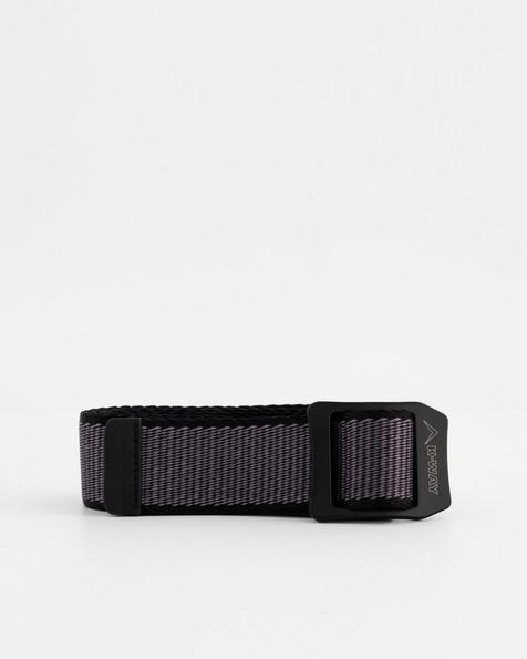 K-Way '20 Webbed Belt -  black-black