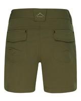 K-Way Women's Ravine Shorts -  khaki